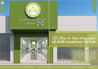 Hơn 100 cửa hàng nhượng quyền Nature Book phủ sóng khắp Việt Nam