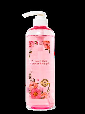 Sữa tắm hương nước hoa thiên nhiên Nature Book