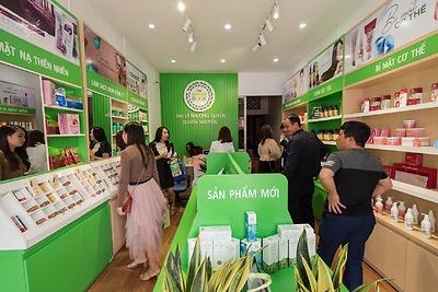 Cửa hàng nhượng quyền The Nature Book - Nguyễn Duyên