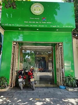 Cửa hàng nhượng quyền The Nature Book - Tân Nguyễn