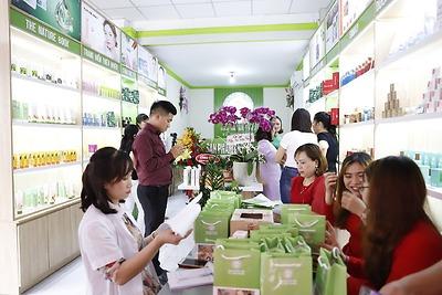 Cửa hàng nhượng quyền The Nature Book - Trang Nguyễn