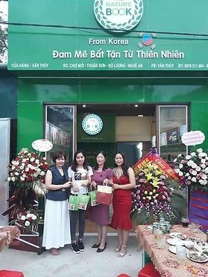 Cửa hàng nhượng quyền The Nature Book - Nguyễn Thị Thùy
