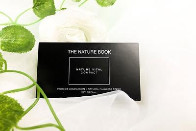 Phấn phủ the nature book sẽ chính thức ra mắt vào tháng 2